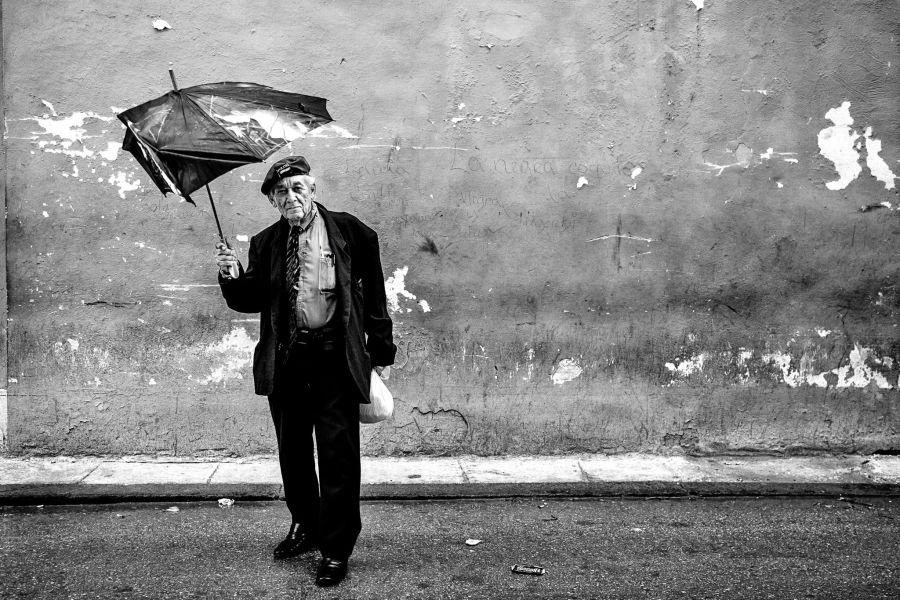 an old man in havana by kirth bobb