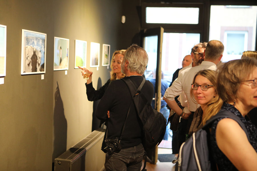 Photos of the WPS 5 Exhibition @Gudberg Nerger