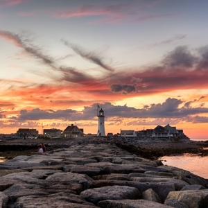 Scituate glow!