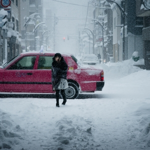 My days in sapporo 2 : the Taxi