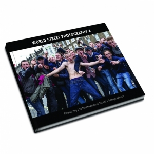 Cover of World Street Photography 4 - made by Ed Robertson