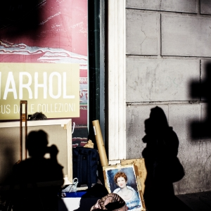 Warhol in light and shade