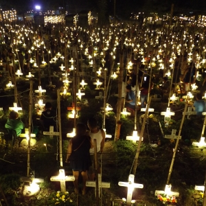 All Saints' Day in The Philippines