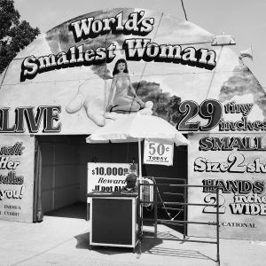 World's Smallest Women
