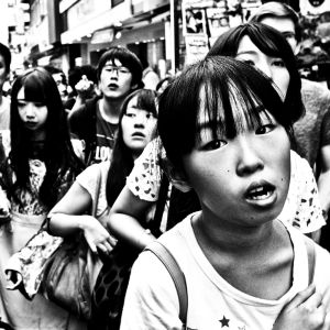 Harajuku Faces
