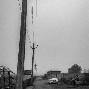 Perspective (electric poles)