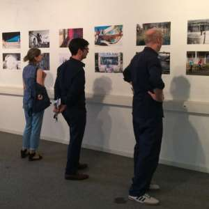 WSP1-4 Exhibition photos