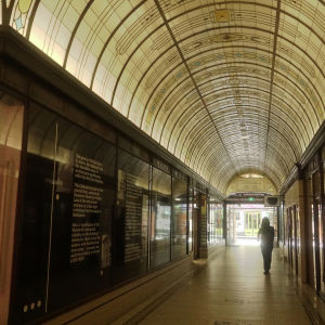 Cathedral Arcade