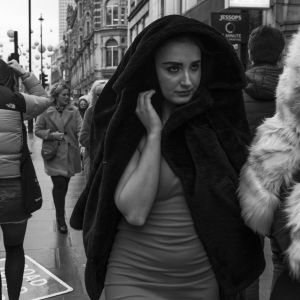 Girl in Oxford St