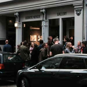 Photos from the exhibition in Hamburg 1